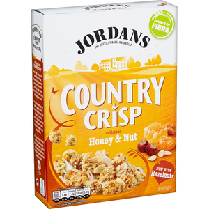 Jordans Country Crisp Delicious Honey & Nut 500g