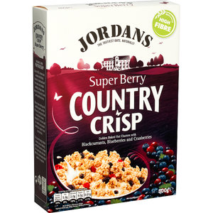 Jordans Super Berry Country Crisp 500g