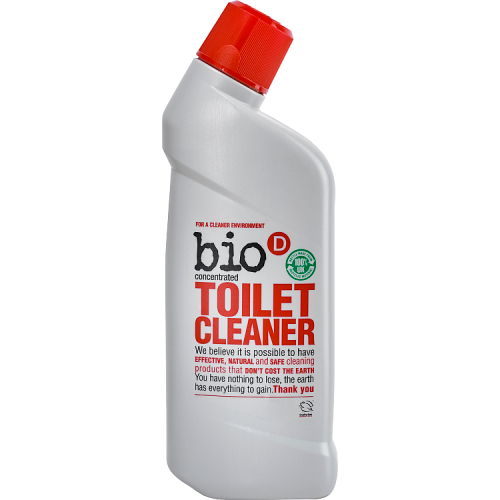 Bio-D Toilet Cleaner 750ml