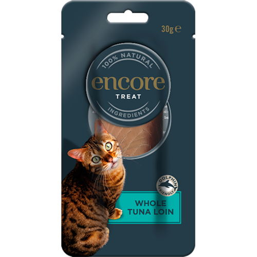 Encore Treat Whole Tuna Loin 30g