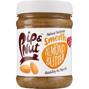 Pip & Nut Smooth Almond Butter 225g