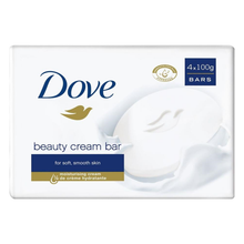 Load image into Gallery viewer, Dove Original Beauty Cream Bar 4 x 100g