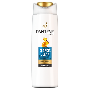 Pantene Pro-V Classic Clean Shampoo, For Normal To Mixed Hair, 500ml