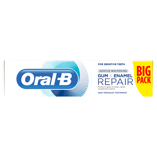 Oral-B Gum & Enamel Repair Gentle Whitening Toothpaste 100ml