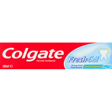 Load image into Gallery viewer, Colgate Fresh Gel Toothpaste 100ml