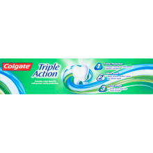 Load image into Gallery viewer, Colgate Triple Action Original Toothpaste 100ml