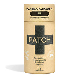 PATCH Activated Charcoal Adhesive Plasters