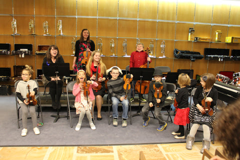 Group Orchestra December 2015