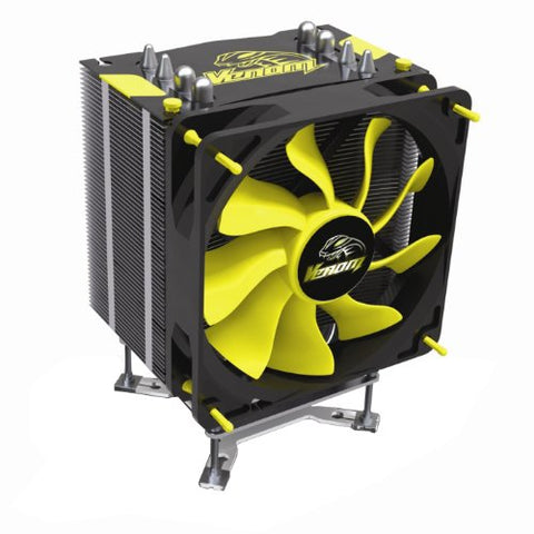 Venom 83.63 CFM Quad Heatpipe CPU Cooler - Sidewinder Computers