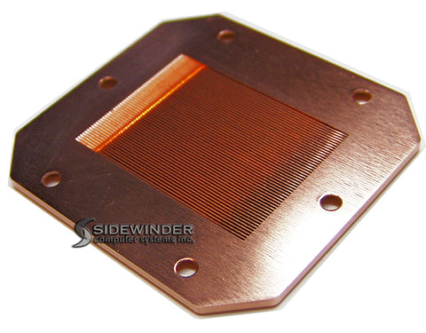 Heatkiller 3.0 CU Replacement Copper Baseplate