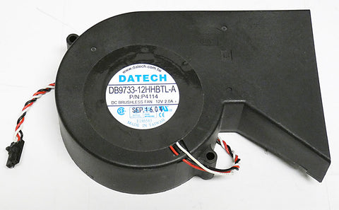 Blower Fan DC 12V DC12V 93x137x33mm (DB9733-12HHBTL) (P4114)