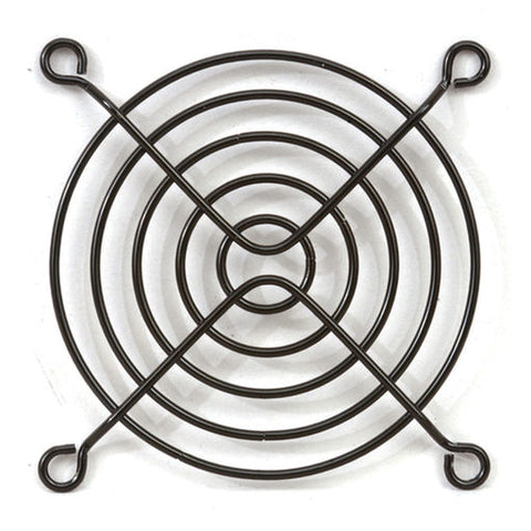 80mm Black Metal Fan Guard (SC80-W2B)