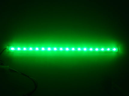 12 inch 18 LED Green Super Bright Sunlight Stick (ML12GN)