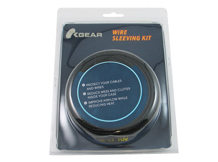 Black Cable Sleeving Kit (OK430K)