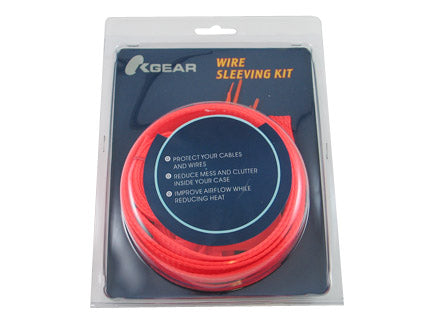 UV Orange Cable Sleeving Kit (OK430UO)