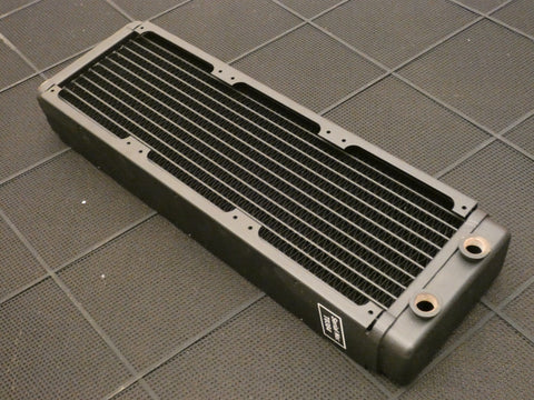 TA 120.3 HIGH PERFORMANCE RADIATOR - G1/4 Ports (Dented) - Sidewinder Computers