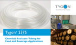 2375 1/2in. ID 3/4in. OD Ultra Chemical Resistant Tubing (AJK00038) 27 Feet - Sidewinder Computers