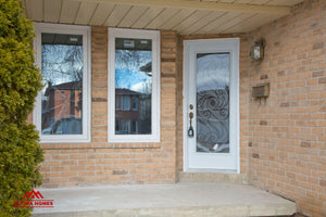 Whole Home Renovation Main Door & Windows - Altima Homes Inc.