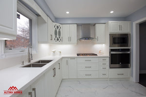 Whole Home Renovation Kitchen - Altima Homes Inc.