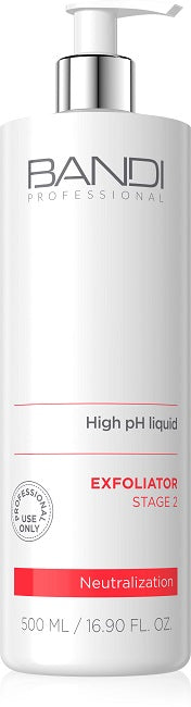 HIGH pH LIQUID WITH D-PANTHENOL