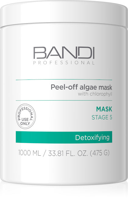 PEEL-OFF ALGAE MASK WITH CHLOROPHYLL