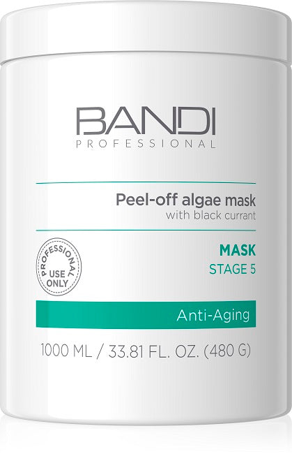 PEEL-OFF ALGAE MASK WITH BLACK CURRANT