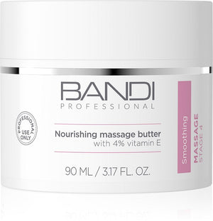 NOURISHING MASSAGE BUTTER WITH 4% VITAMIN E