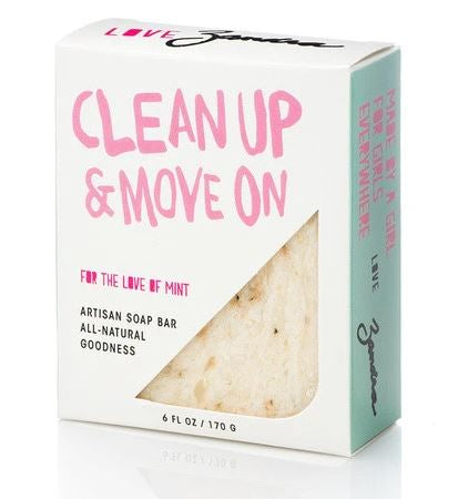 Clean Up and Move On