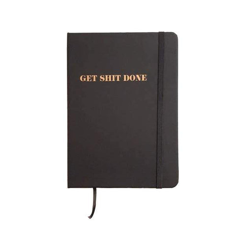 Get Shit Done Journal