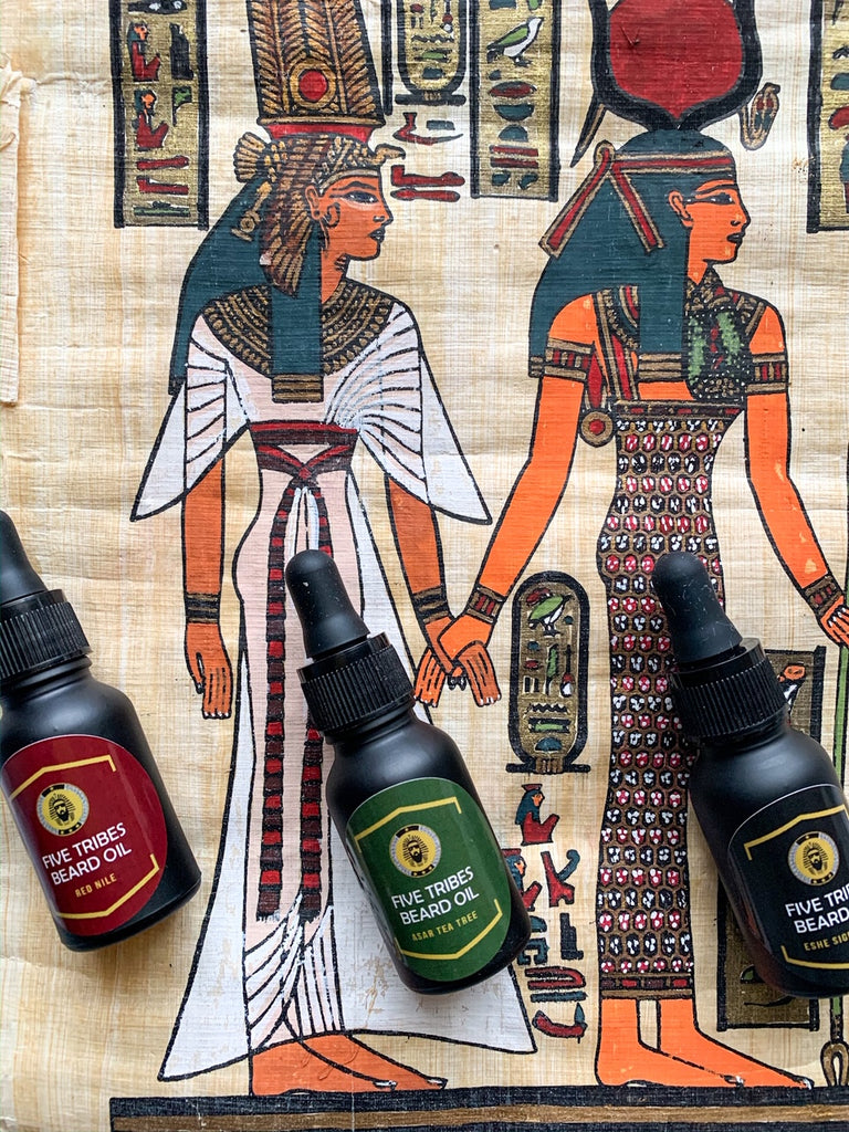 Five Tribes Beard Oil