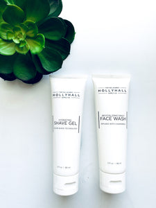 Face Wash & Shave Gel
