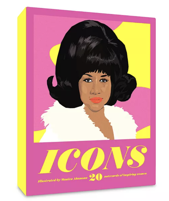 Icons Notecards