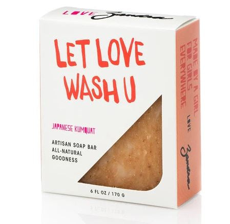 Let Love Wash You