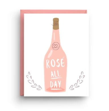 Rose All Day card