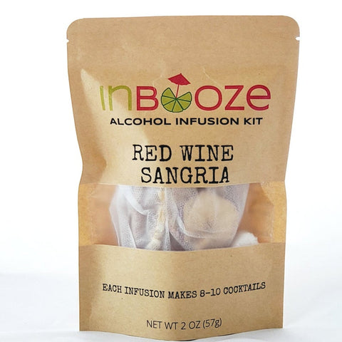 Sangria Red Wine Infusion Cocktail Kit