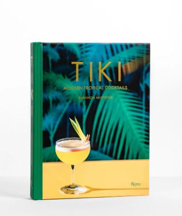 Tiki Modern Tropical Cocktail