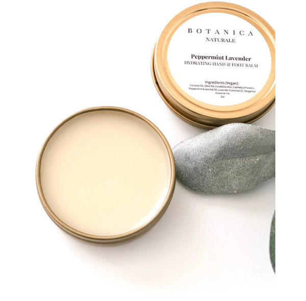 Hydrating Hand & Foot Balm - Peppermint