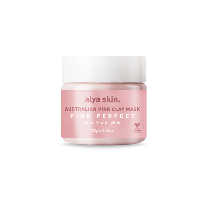Alya Skin Pink Clay Mask - Splendr