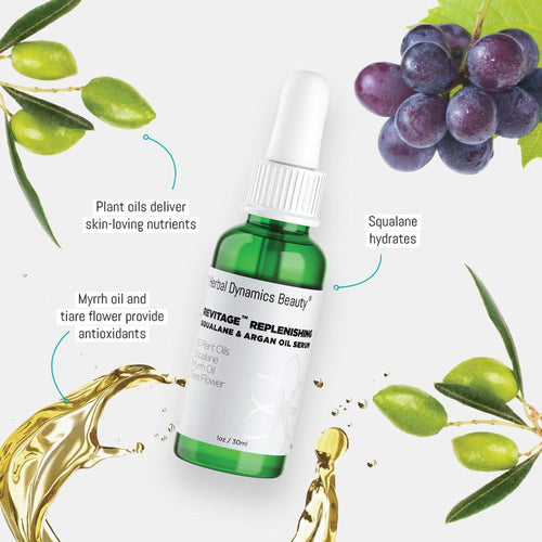 Revitage™ Replenishing Squalane & Argan Oil Serum - Splendr