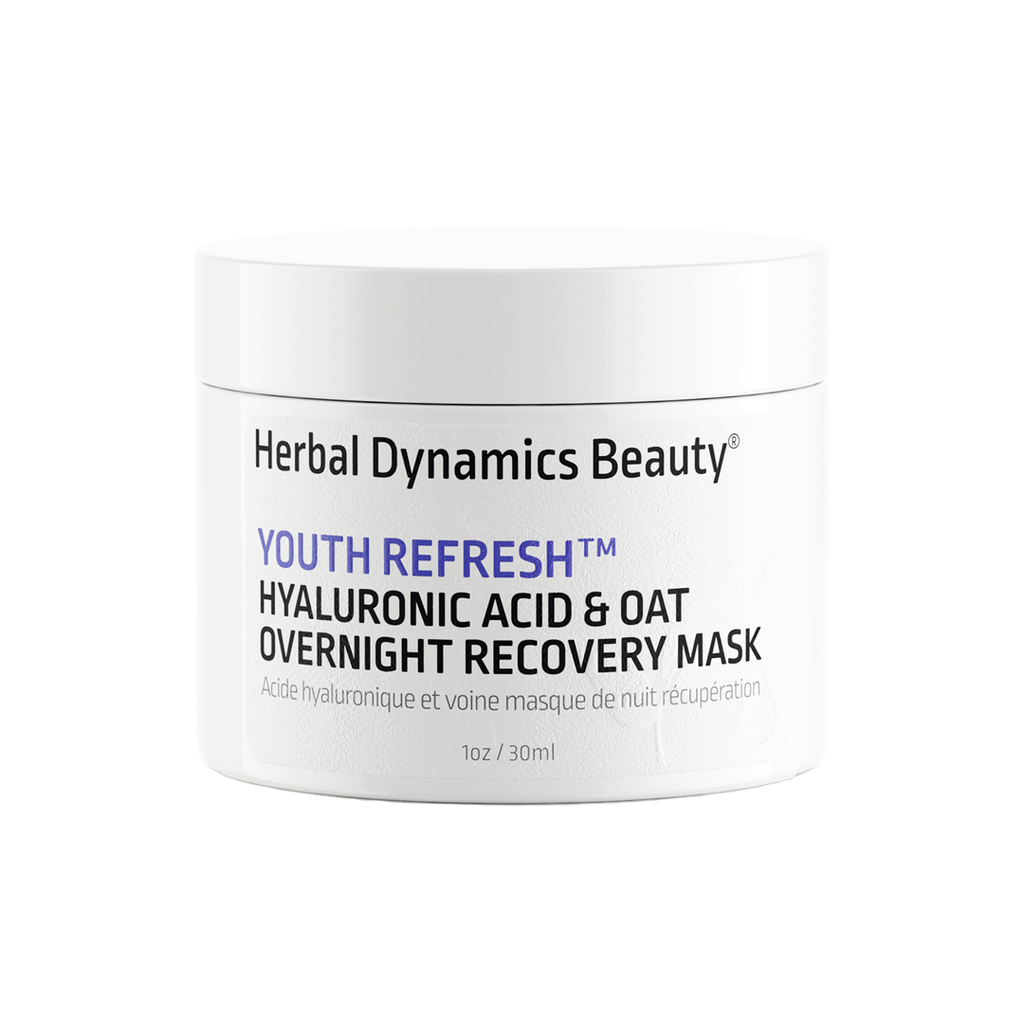 Youth Refresh™ Hyaluronic Acid and Oat Overnight Recovery Mask - Splendr