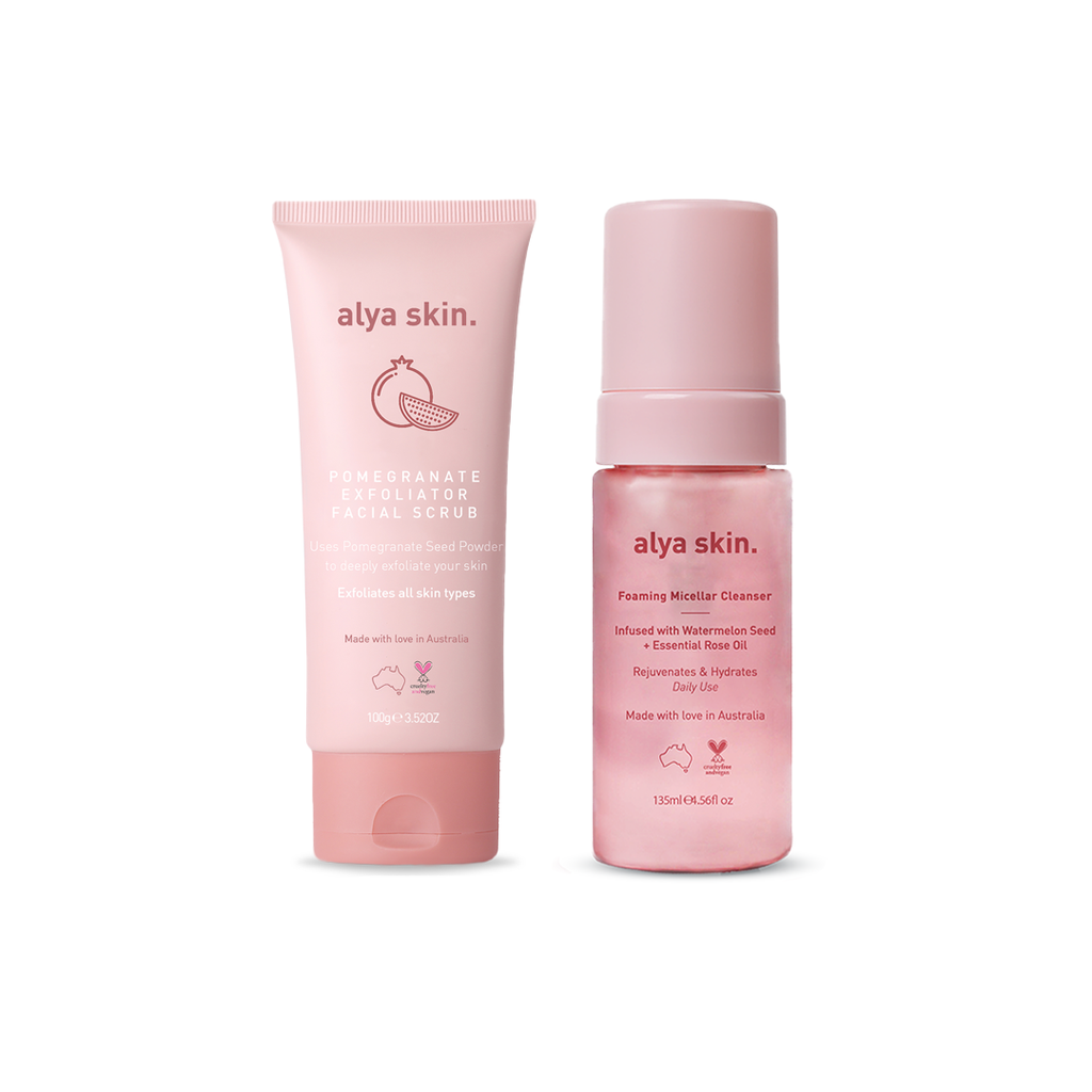 Cleanse & Exfoliate Duo - Splendr