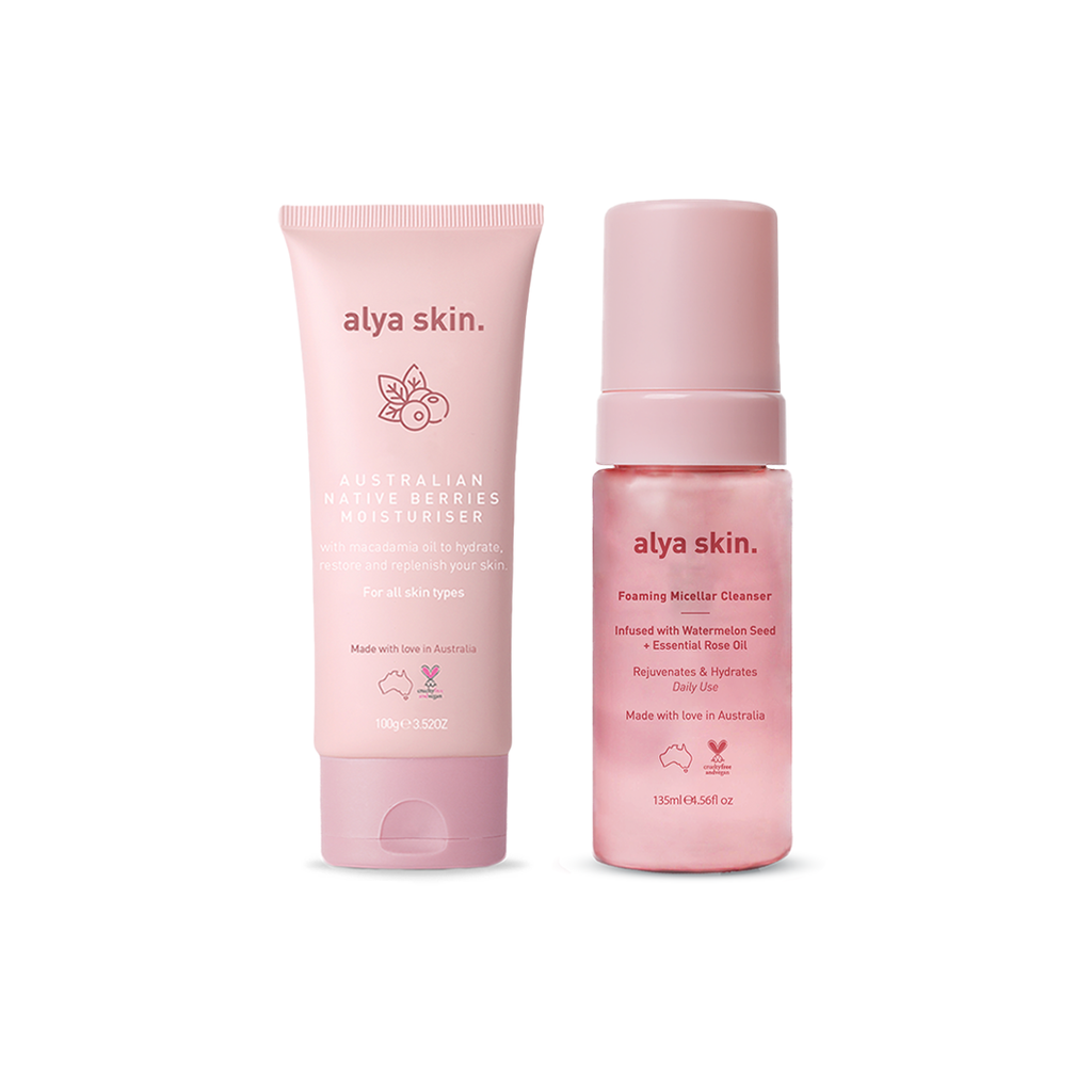 Cleanse & Moisturise Duo - Splendr