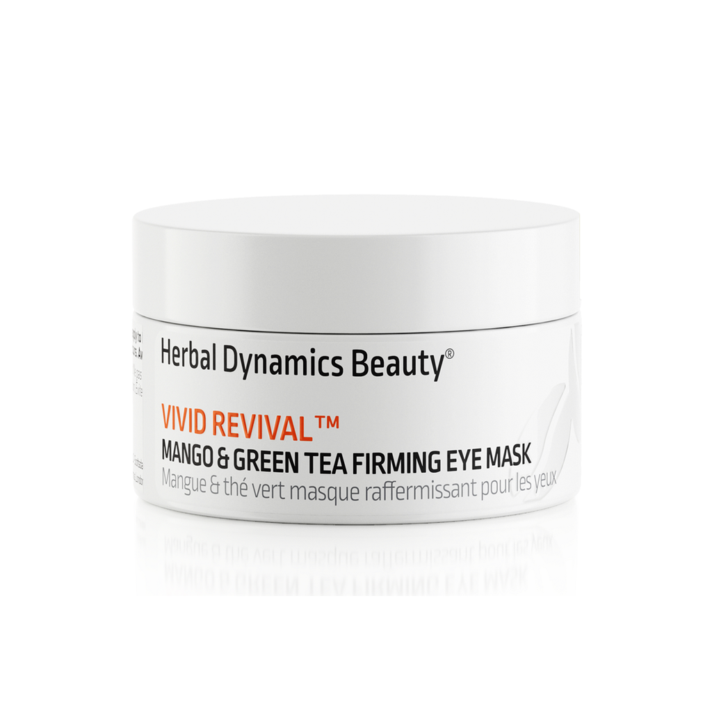 Vivid Revival™ Mango & Green Tea Firming Eye Mask - Splendr