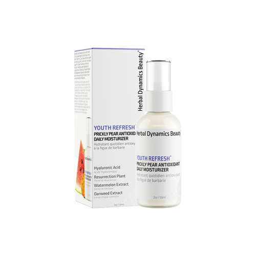 Youth Refresh™ Prickly Pear Antioxidant Daily Moisturiser - Splendr