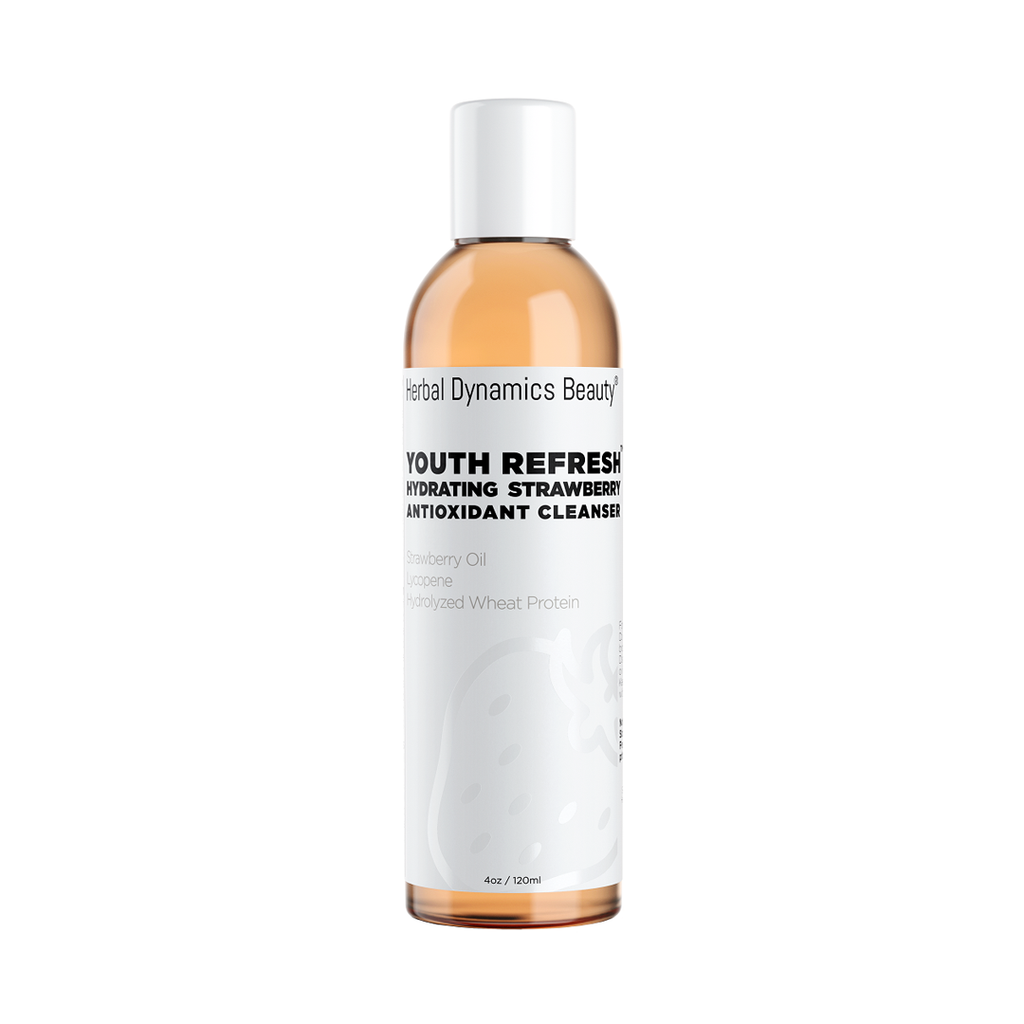 Youth Refresh™ Hydrating Strawberry Antioxidant Cleanser - Splendr