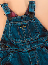 Load image into Gallery viewer, Oshkosh flannel lined overalls