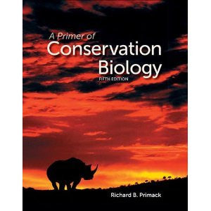 A Primer of Conservation Biology, 5th Edition