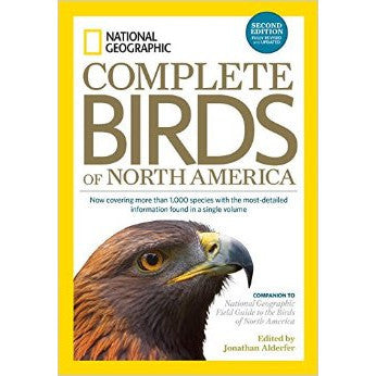 National Geographic Complete Birds of North America, 2nd Ed.