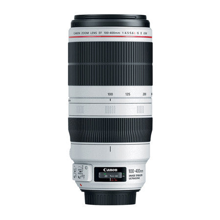 Lente Zoom Canon EF 100-400mm f/4.5-5.6L IS II USM
