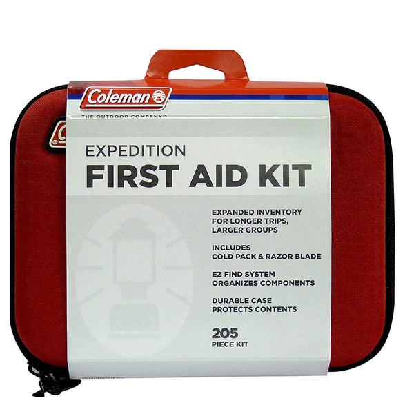 Kit de Primeros auxilios Expedition Coleman